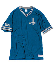 Mitchell & Ness Men's Detroit Lions Overtime Win Vintage T-Shirt