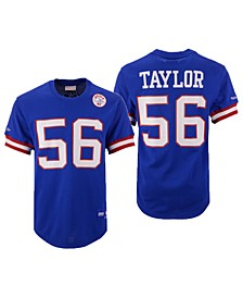 Men's Lawrence Taylor New York Giants Mesh Name and Number Crewneck Jersey
