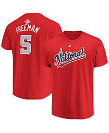 Majestic Men's Freddie Freeman Atlanta Braves All Star Game Player T-Shirt 2018