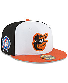 New Era Baltimore Orioles 9-11 Memorial 59FIFTY FITTED Cap
