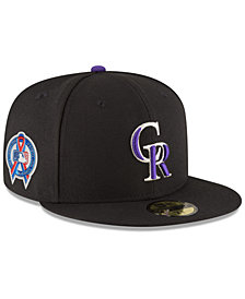 New Era Colorado Rockies 9-11 Memorial 59FIFTY FITTED Cap