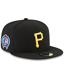 New Era Pittsburgh Pirates 9-11 Memorial 59FIFTY FITTED Cap