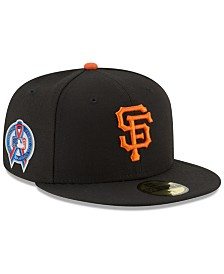 New Era San Francisco Giants 9-11 Memorial 59FIFTY FITTED Cap
