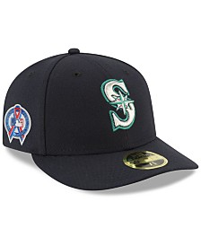 New Era Seattle Mariners 9-11 Memorial Low Profile 59FIFTY FITTED Cap