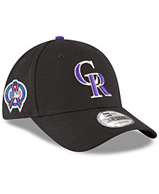 New Era Colorado Rockies 9-11 Memorial 9FORTY Cap