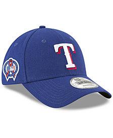 New Era Texas Rangers 9-11 Memorial 9FORTY Cap