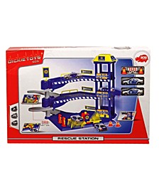 - Police Station Playset