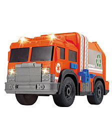 Dickie Toys - Light And Sound Recycle Truck