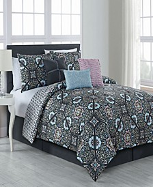 Etta 7-Pc. Comforter Sets