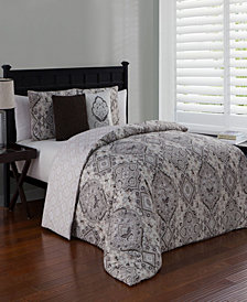 Nina 10 Pc King Bed In A Bag