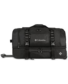 "Columbia Scappoose Bay 26"" Wheeled Duffel Bag"