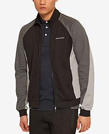 A|X Armani Exchange Men's Lightweight Colorblocked Jacket