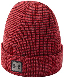 Under Armour Big Boys Truckstop Beanie 2 Hat