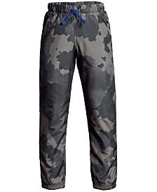 Under Armour Big Boys Phenom Camo-Print Pants