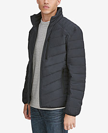 Marc New York Men's Bergen Packable Stretch Jacket