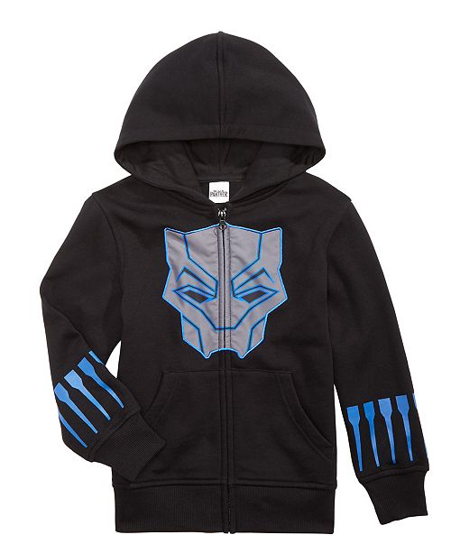 ab6c140b Marvel Toddler Boys Black Panther Hoodie & Reviews - Sweaters ...