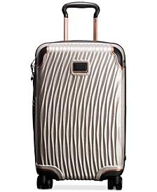 "Latitude 22"" International Carry-On Spinner Suitcase"