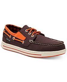 Eastland Men's Adventure MLB Baltimore Orioles Boat Shoes