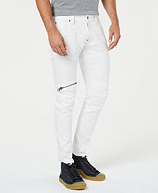 G-Star RAW Men's 5620 Elwood 3D Zip Knee Skinny Jeans