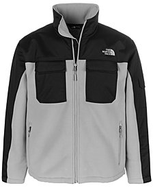 The North Face Men's Salinas Colorblocked Fleece Jacket