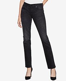 BCBGMAXAZRIA Straight-Leg Boyfriend Jeans