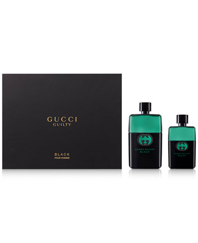 Gucci 2-Pc. Guilty Black Pour Homme Gift Set, Created for Macy's