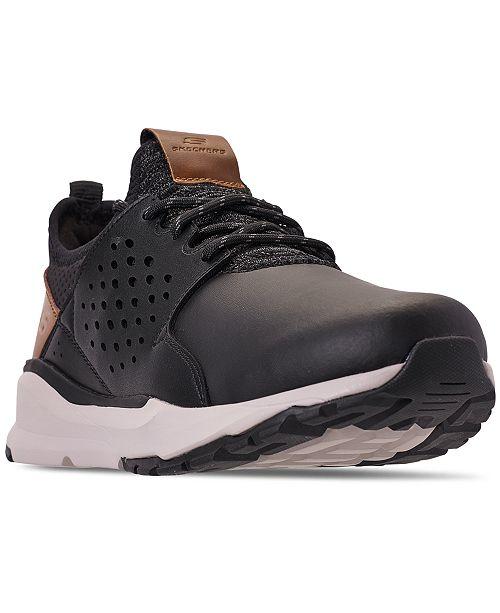 46ae495c0cd3 Skechers Men s Relven-Hemson Casual Sneakers from Finish Line ...