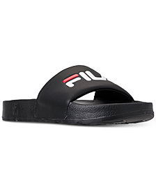 Fila Men's Drifter Slide Sandals from Finish Line