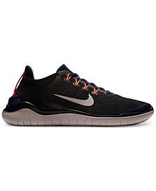 Nike Men's Free Run 2018 Running Sneakers from Finish Line
