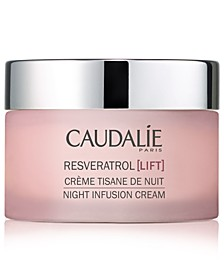 Resveratrol [Lift] Night Infusion Cream, 1.6oz
