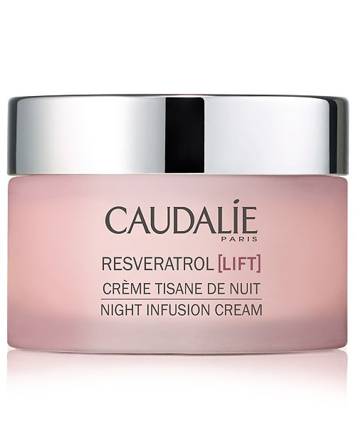 Caudalie Resveratrol [Lift] Night Infusion Cream, 1.6oz