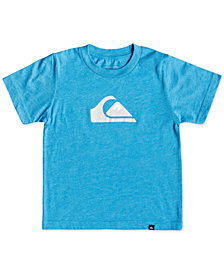 Quiksilver Little Boys Logo Graphic T-Shirt