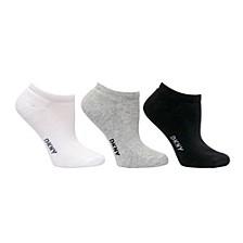 No Show Sport Socks 3 pk