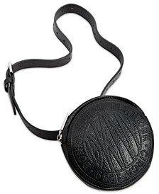 DKNY Token Logo Round Fanny Pack, Created for Macy's