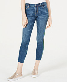 Kendall + Kylie The Ultra Babe Cropped Jeans
