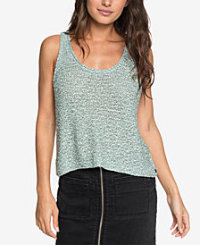Roxy Juniors' Camo Shades Knit Tank Top
