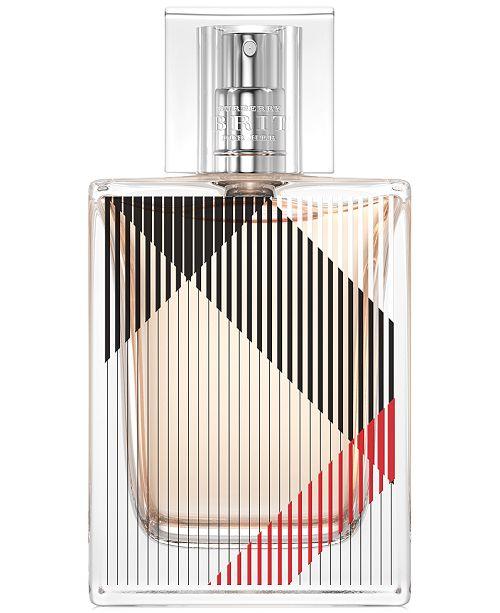 a20acf57cb9f Burberry Brit For Her Eau de Parfum