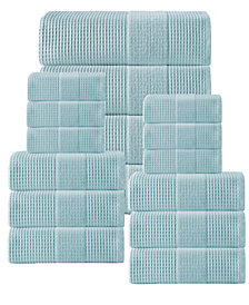 Enchante Home Ria 16-Pc. Turkish Towel Set