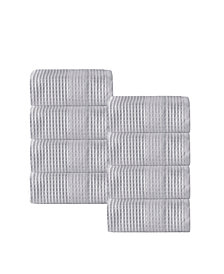 Enchante Home Ria 8-Pc. Wash Towels Turkish Cotton Towel Set