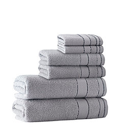 Enchante Home 6-Pc. Monroe Turkish Cotton Towel Set
