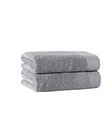 Enchante Home Signature 2-Pc. Bath Towels Turkish Cotton Towel Set