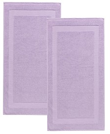 Signature 2-Pc. Turkish Cotton Bath Mat Set