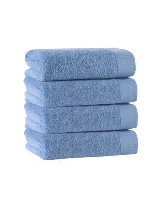 Signature 8-Pc. Wash Towels Turkish Cotton Towel Set