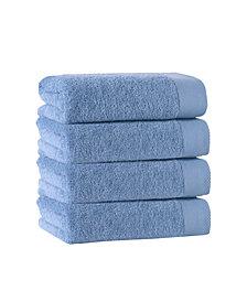 Enchante Home Signature 8-Pc. Wash Towels Turkish Cotton Towel Set