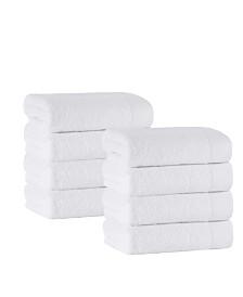 Enchante Home Signature 8-Pc. Hand Towels Turkish Cotton Towel Set