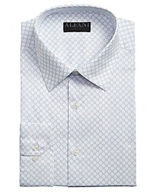 Assorted Men's Classic/Regular Fit Performance Print Dress Shirts, Created For Macy's