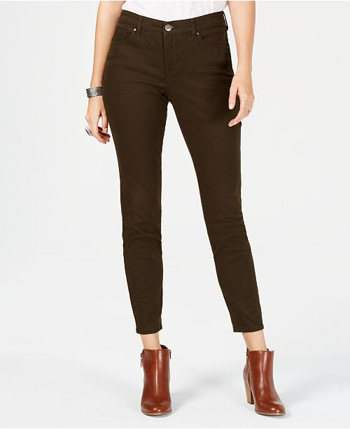 041edeeeb09c3a Style & Co Tummy-Control Skinny Jeans, Created for Macy's & Reviews ...