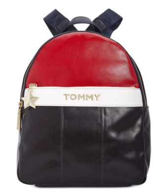 tommy hilfiger peyton backpack handbags accessories macy s rh macys com