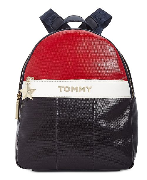 70f0aa51 Tommy Hilfiger Peyton Backpack; Tommy Hilfiger Peyton Backpack ...