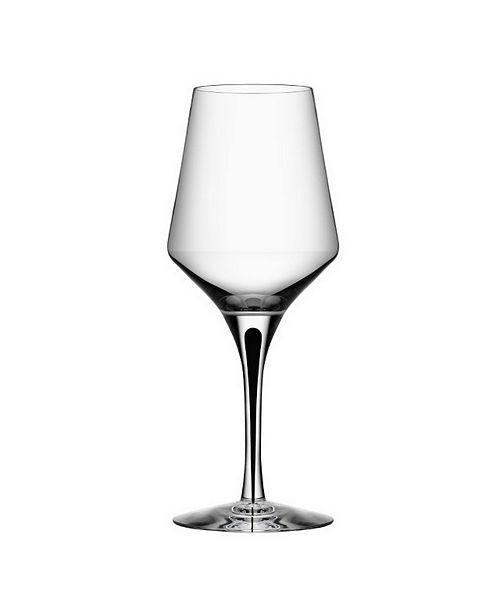 Orrefors Metropol White Wine, Set of 2